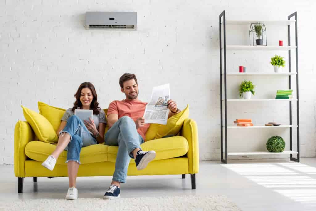 Centerville UT Air Conditioning Genuine Comfort ductless-heating